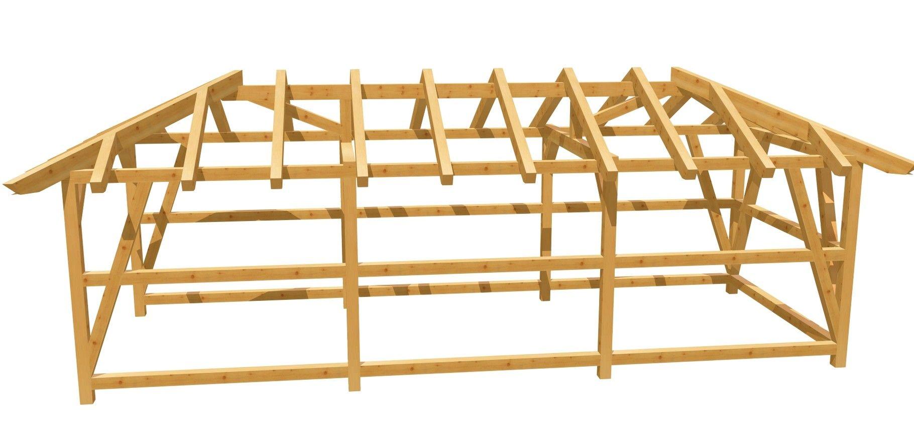 Carports Aus Holz Selber Bauen Garage Mit Carport Preise