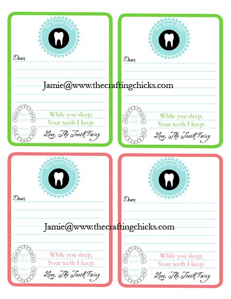 Tooth Fairy Stationery Tooth Fairy Tooth Fairy Receipt Printable Tooth Fairy Receipt