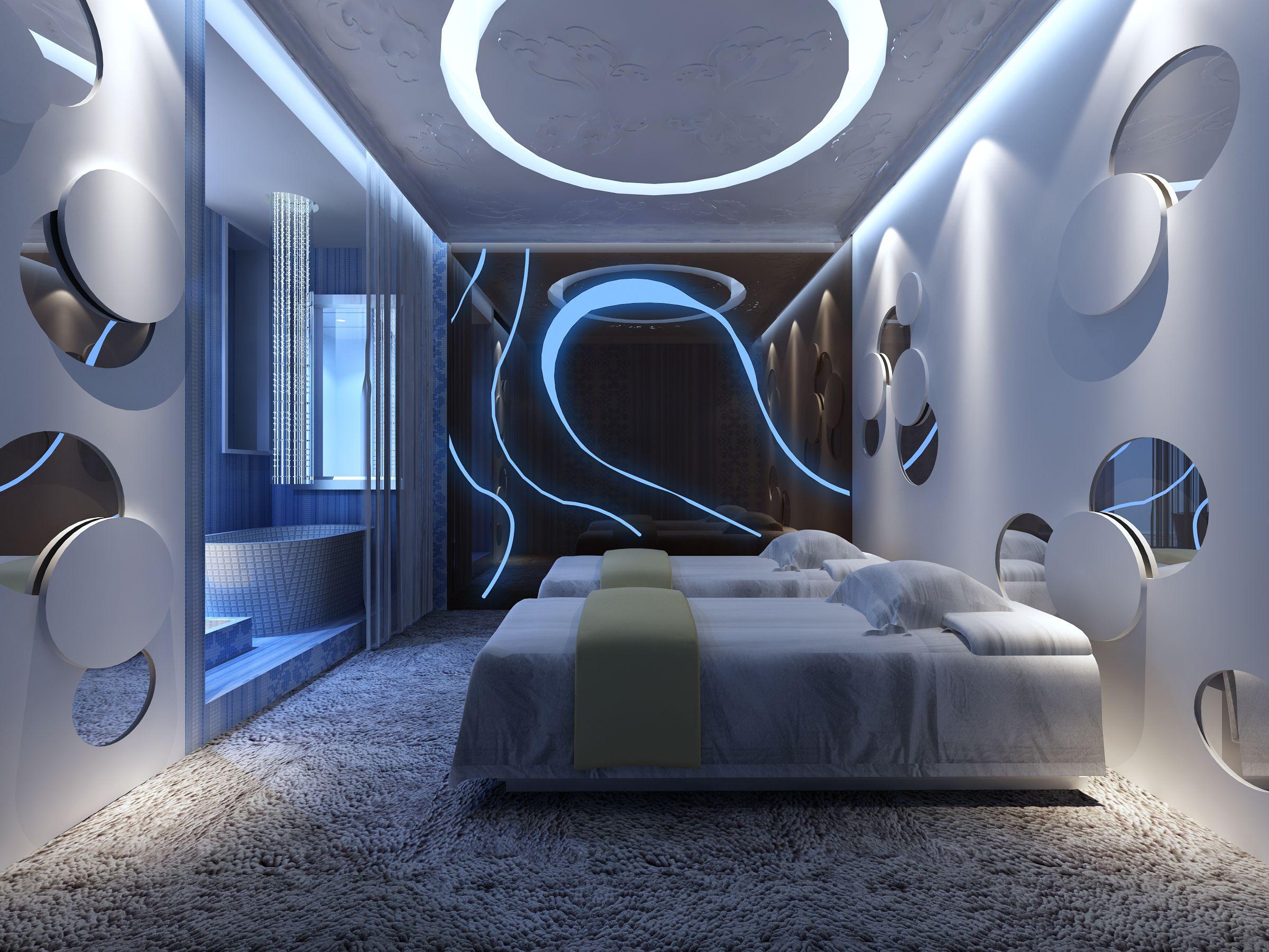 Spa Room 031 3D Model – Buy Spa Room 031 3D Model Pinterest