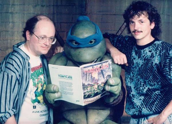 Cinematic Wasteland : Photo | Tmnt, Tmnt turtles, Tmnt movie