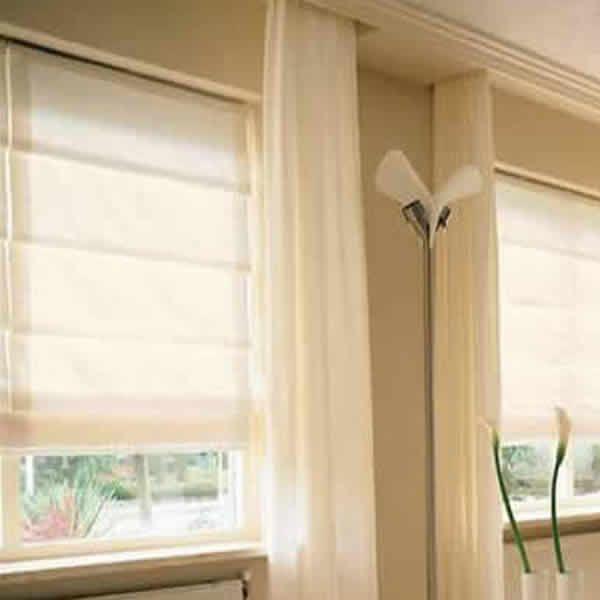 estores enrollables blancos Estores enrollables, Cortinas y - cortinas decoracion