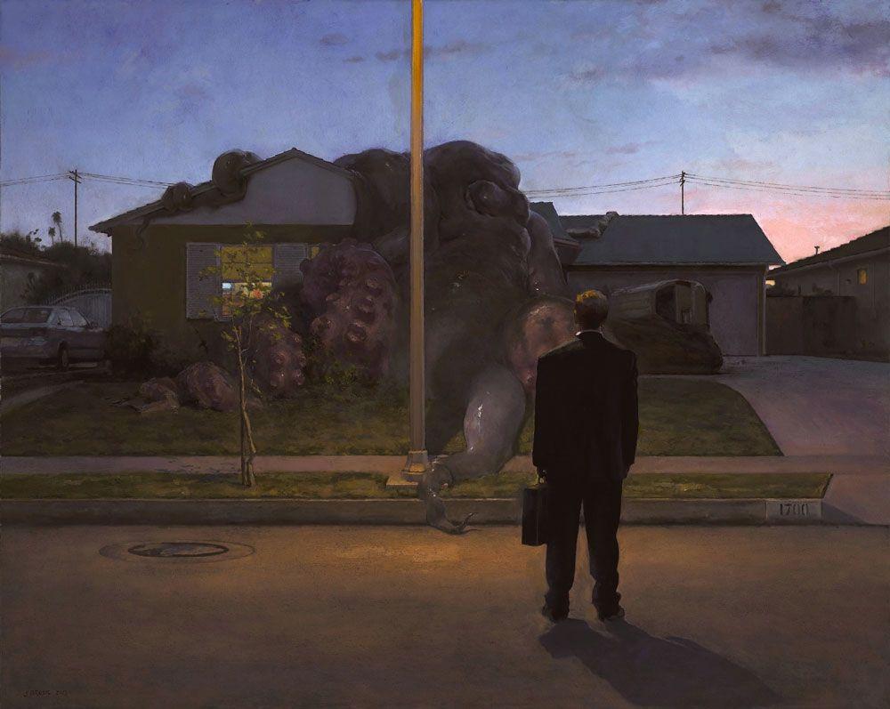 John Brosio –Figurescapes