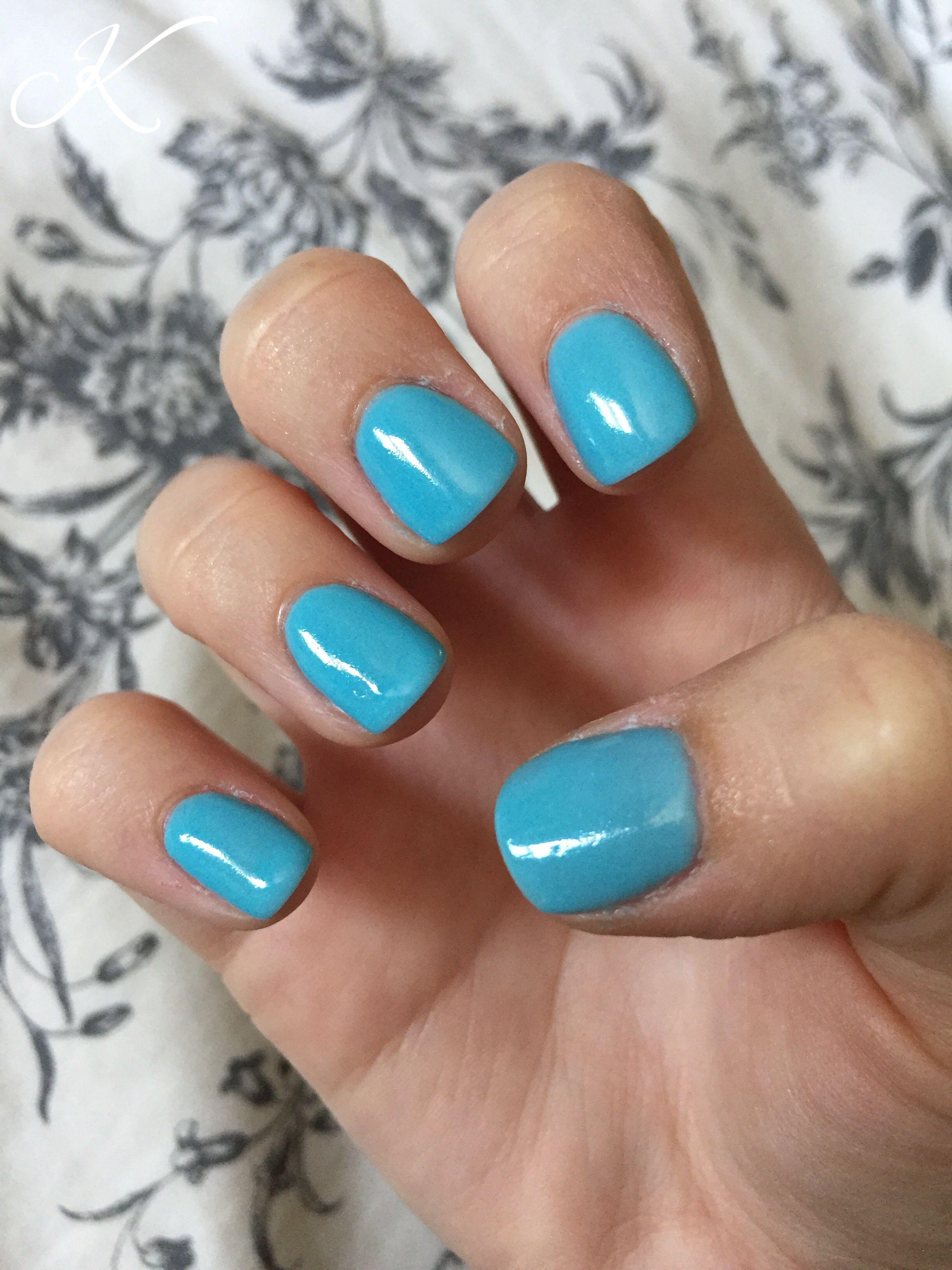 Revel Dip Powder Color: Playful | SNS nails | Pinterest