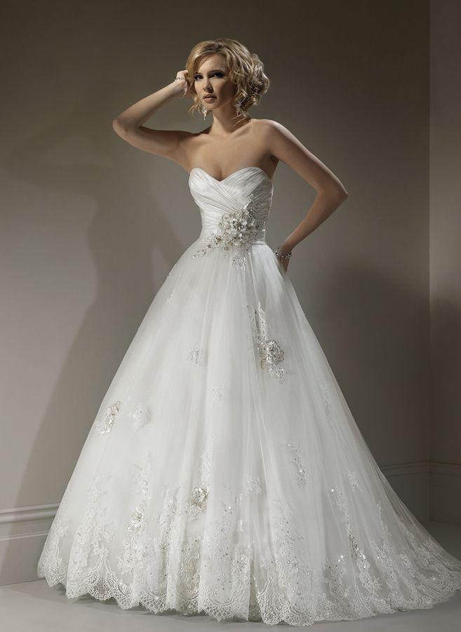 Belle Sposa Maggie Sottero Modelo : J1419 | Wedding Gowns ...