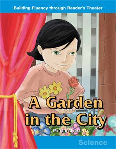 """FREE download - today only! Our 12 Days of Joy continues with this free download of our popular #ReadersTheater script, """"A Garden in the City."""" Share with your students the story of a young girl who visits the country and decides to turn an empty lot into a beautiful city garden."""