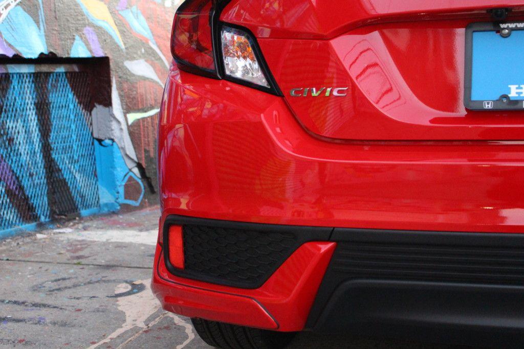 Urban Warrior CustomBuild 2016 Honda Civic Coupe New