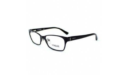 47a0f4ddc07d Vogue VO3816 Eyeglass Frames 352-5116 - Black
