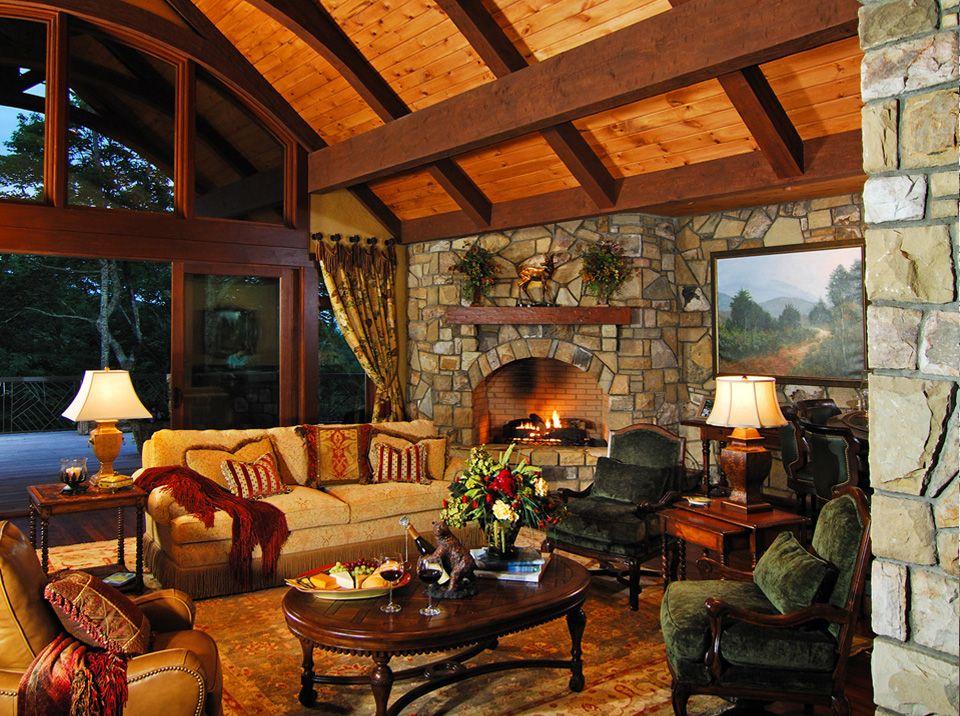 Lodge Decor Florida Interior Home