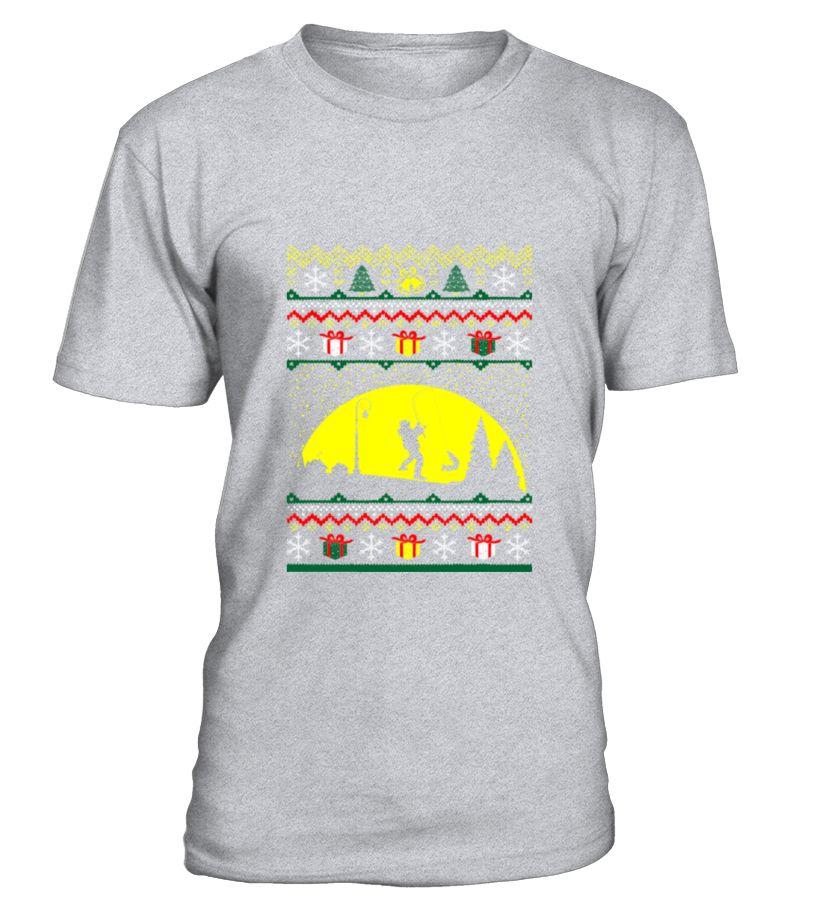 christmas ugly sweater fishing outdoors t shirt ugly sweater shirt ugly sweater shirt mens ugly
