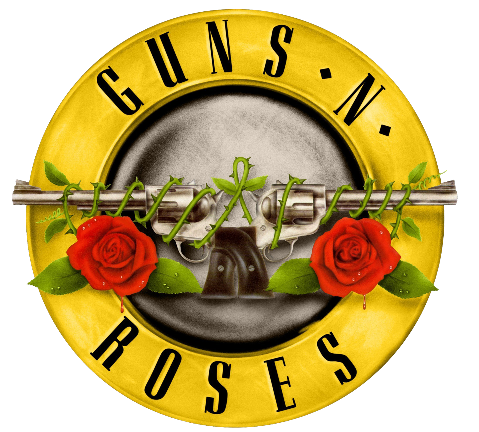Guns N  Roses Logo  18609d0d294