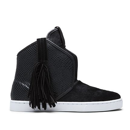 Sneakers For Girl : Picture Description SUPRA: The Women's Nocturne  Collection