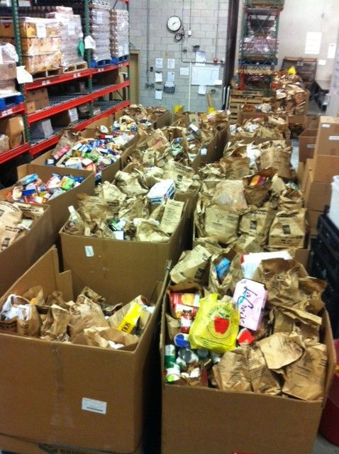#stampouthunger was a huge success!
