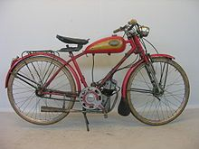 """Ducati """"Cucciolo"""", 1950"""