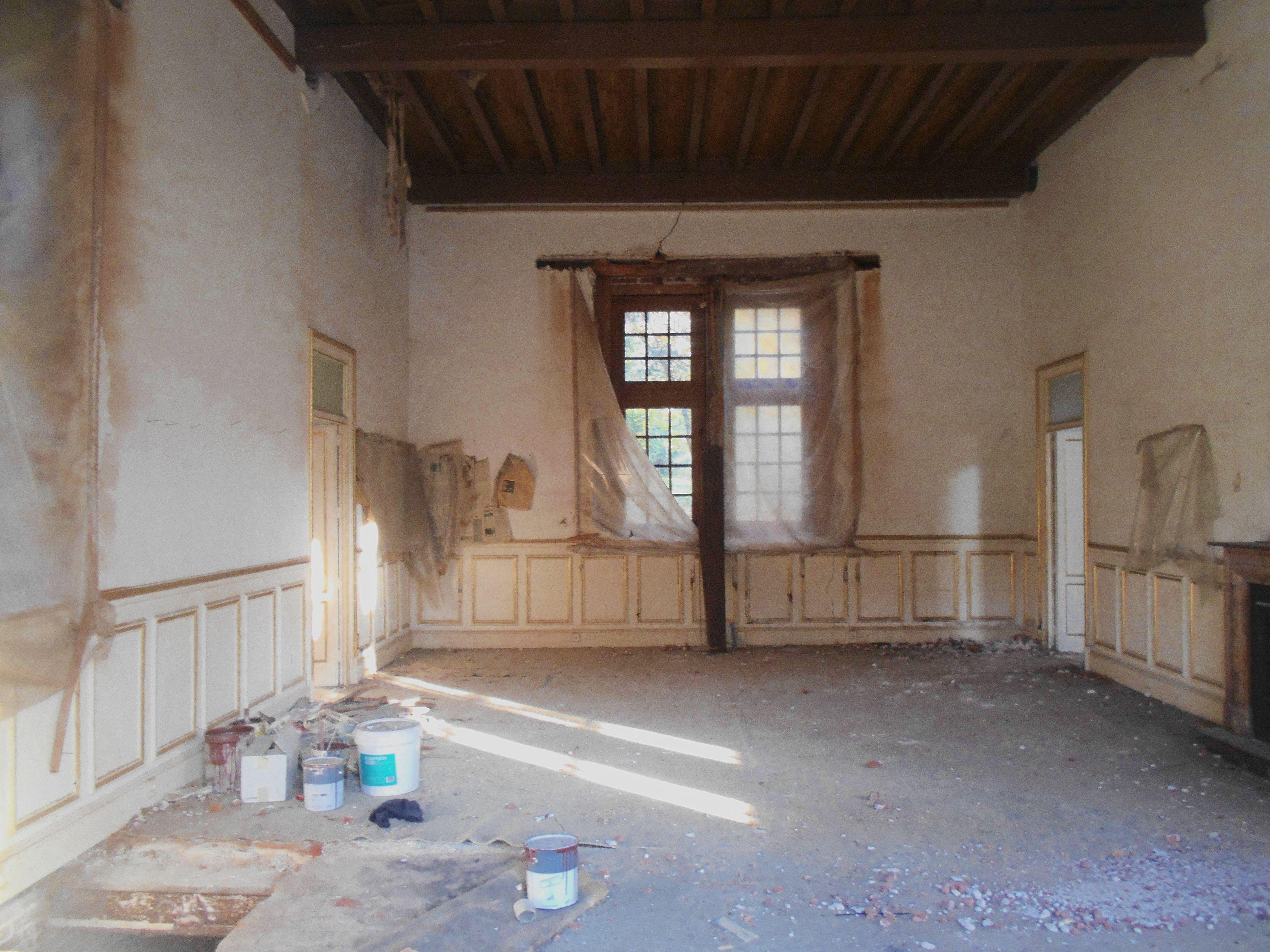 Casita de la Reina .Interior. 12/2015