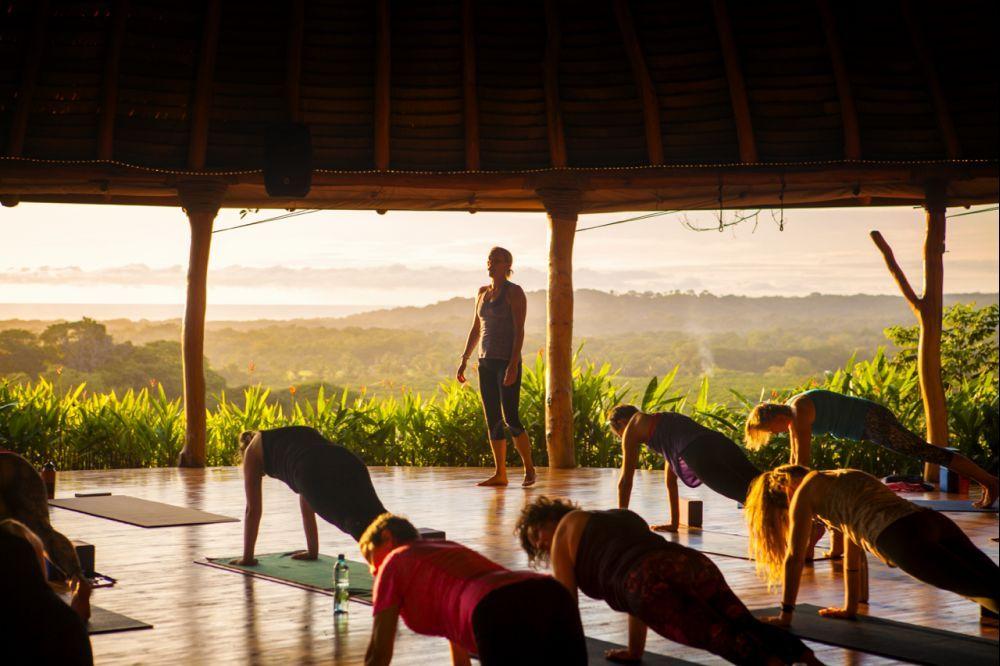 8 Day Signature Yoga Retreat In Nosara Costa Rica High Season Yoga Retreat Best Yoga Retreats Teach Yoga Online