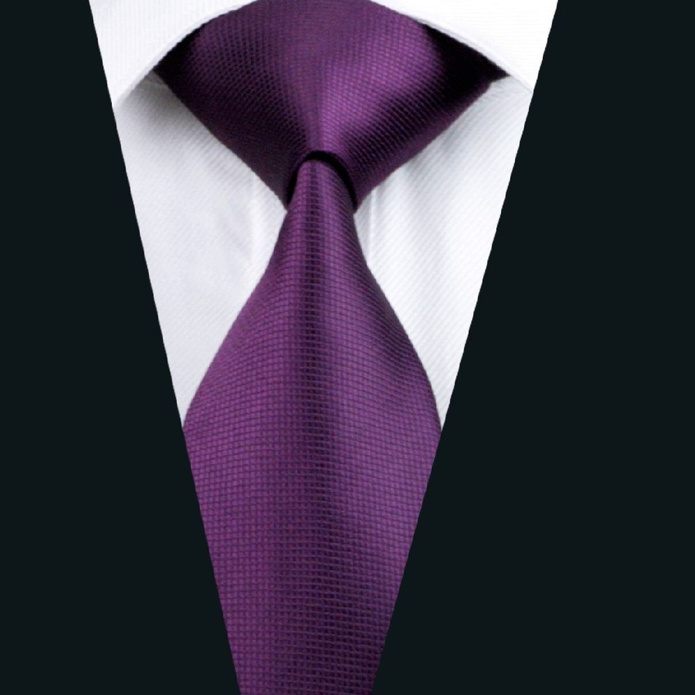 DN-236 Men s 100% Jacquard Woven Silk Ties Necktie Free P&P! Clearance Sale!