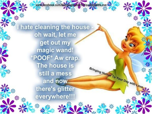 Pin On Cleaning Quotes
