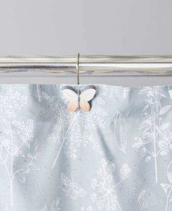 Saturday Knight Ltd New Hope 12 Pc Shower Curtain Hooks