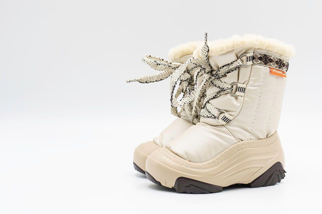 Sniegowce Dla Dzieci Kozaczki Ocieplane Welna Demar Joy B Boots Winter Boot Shoes