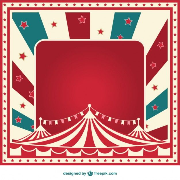 Circus tent template free download Vector | Free Download | 3rd ...