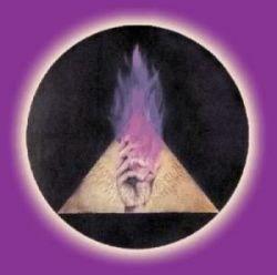 Violet Flame Meditation - Crystal Wind™ | Helpful ...