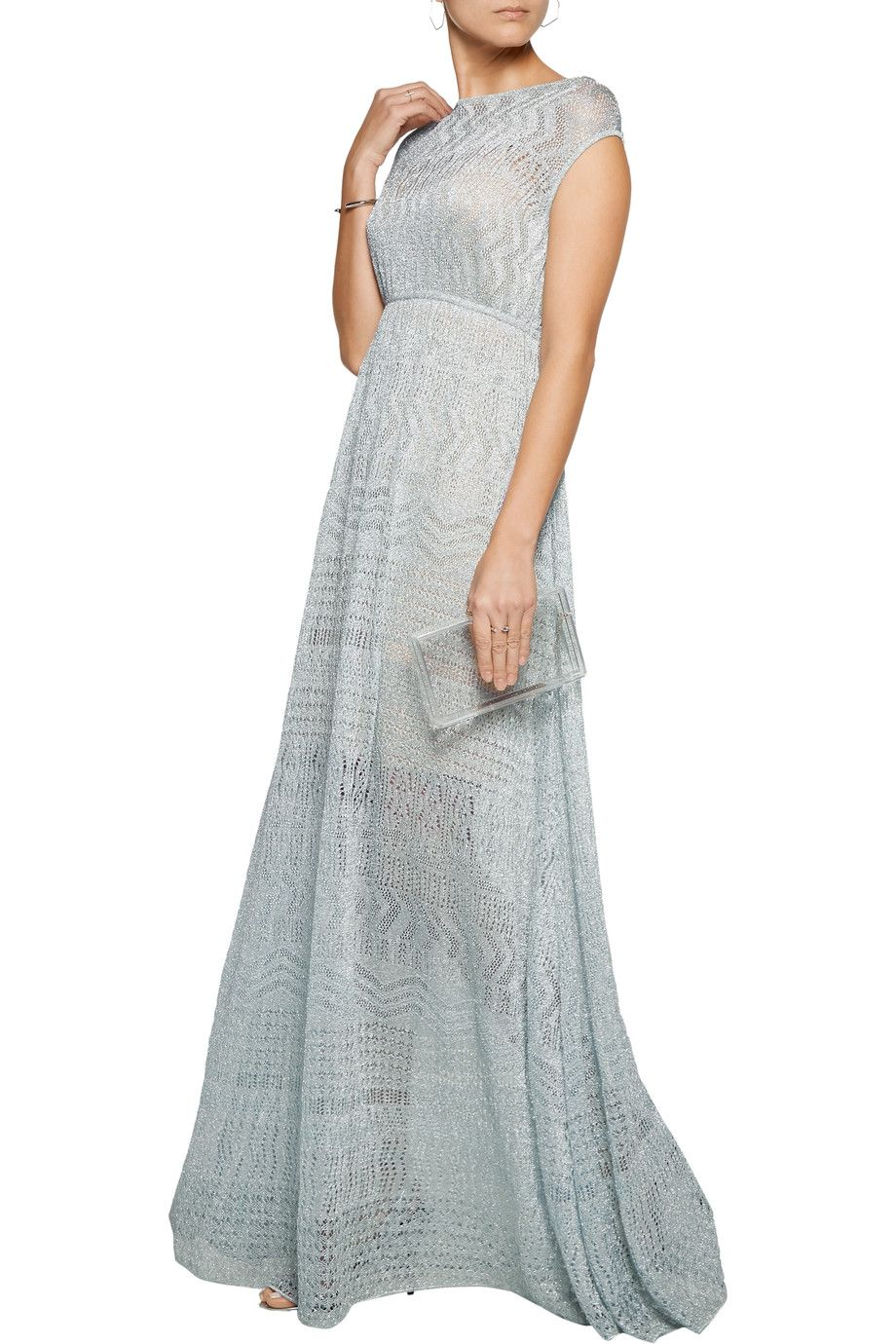 Choice Cheap Price Discount With Credit Card Missoni metallic sheen jumpsuit Clearance Cheap Price Perfect Cheap Price qD7JZ5Ro