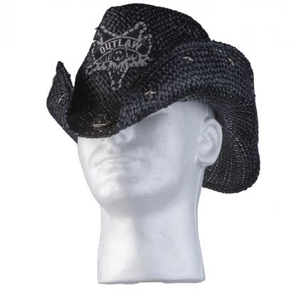 fe0cd1c1fe3 Custom Wornstar Rocker Cowboy Hat WSCH-135