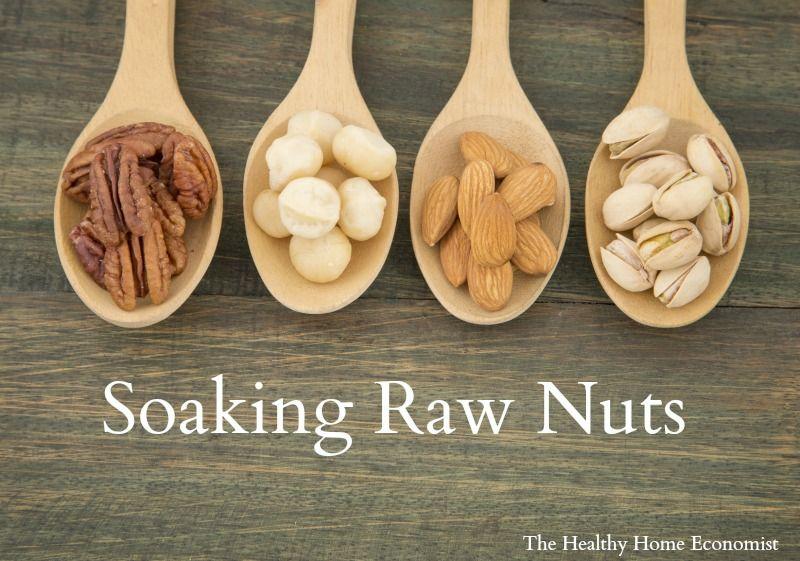 Soaked Raw Nuts Recipe Raw Nuts Raw Food Recipes Nut Recipes