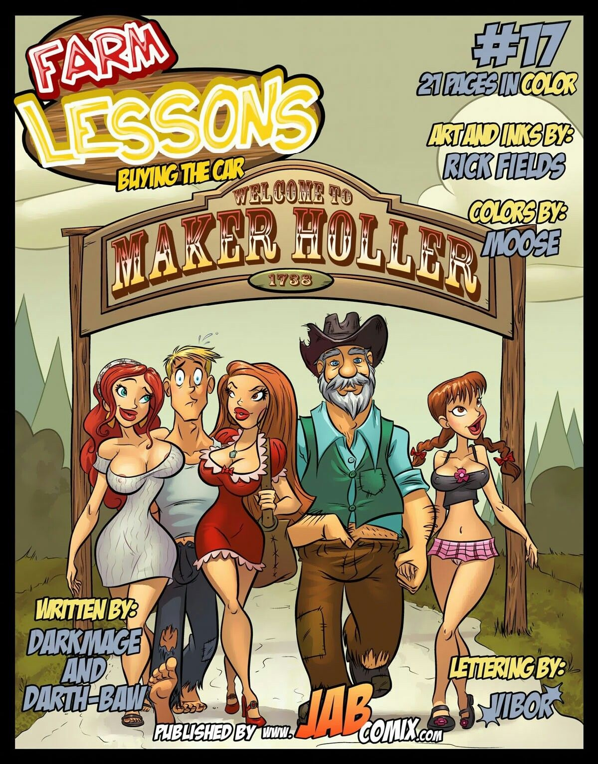 Remarkable topic Jab comix farm lesson comic