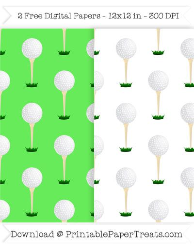 Free Golf Ball Digital Papers Get Your Golf Equipment At Golf Usa