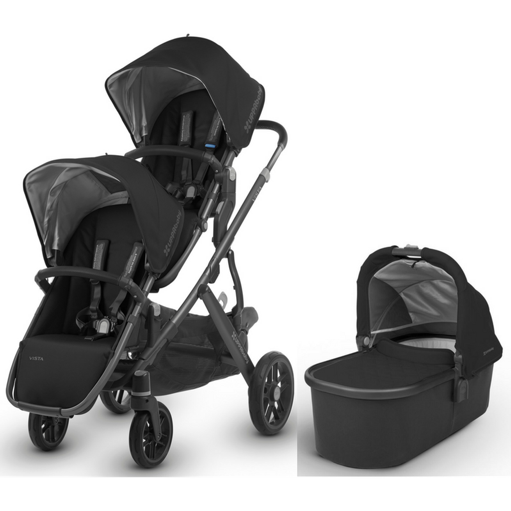 2019 UPPAbaby VISTA Double Stroller in 2020 Double