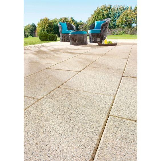 Terrassenplatte Beton Rustic Sandstein Optik Gestrahlt 40 X 40 X 4 Cm Kaufen Bei Obi Terrassenplatten Sandstein Terrassenbelag