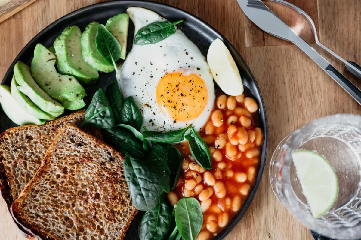 11 Ideas Simples Para El Desayuno Adelgazar En Casa Flexitarian Diet Vegetarian Protein Sources Flexitarian