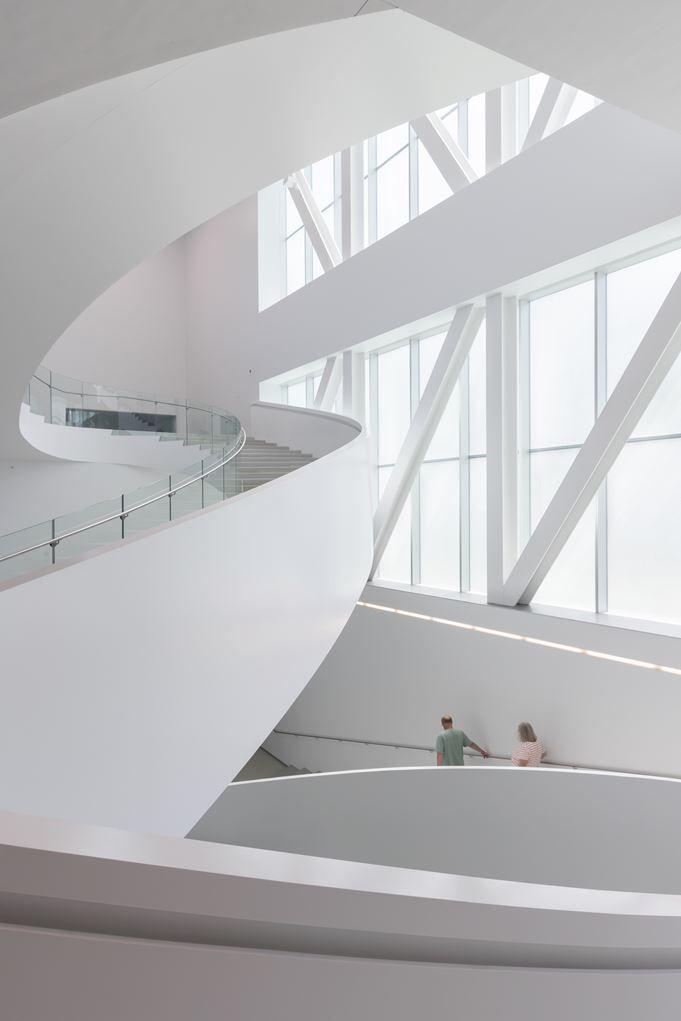 Beaux Arts Interior Design Plans expansion of the musée national des beaux-arts du québec (mnbaq