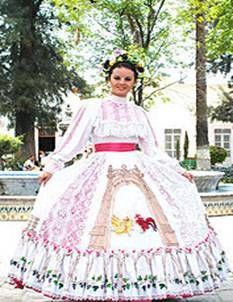 Aguascalientes Vestidos Mexicanos Tradicionales Vestidos