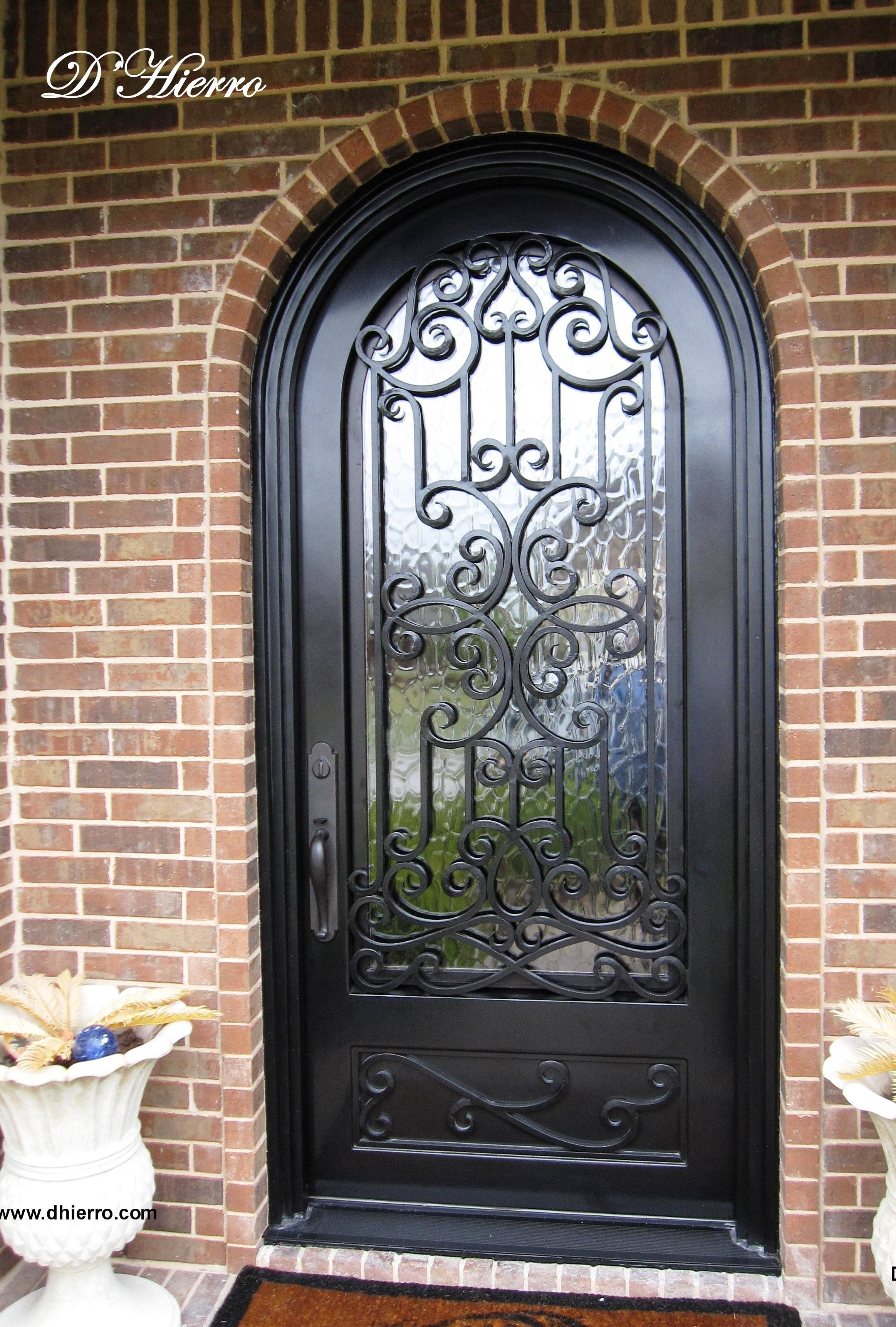 Lovely Iron Entry Doors Dallas