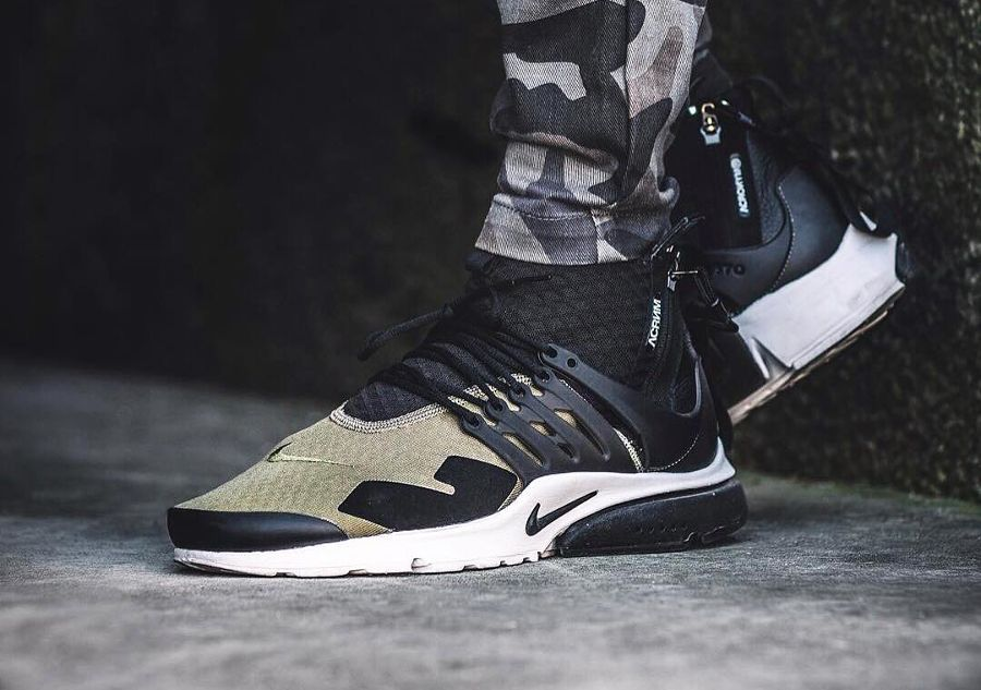 pretty nice 93b58 ace4b acronym-x-nikelab-air-presto-mid-medium-olive-2