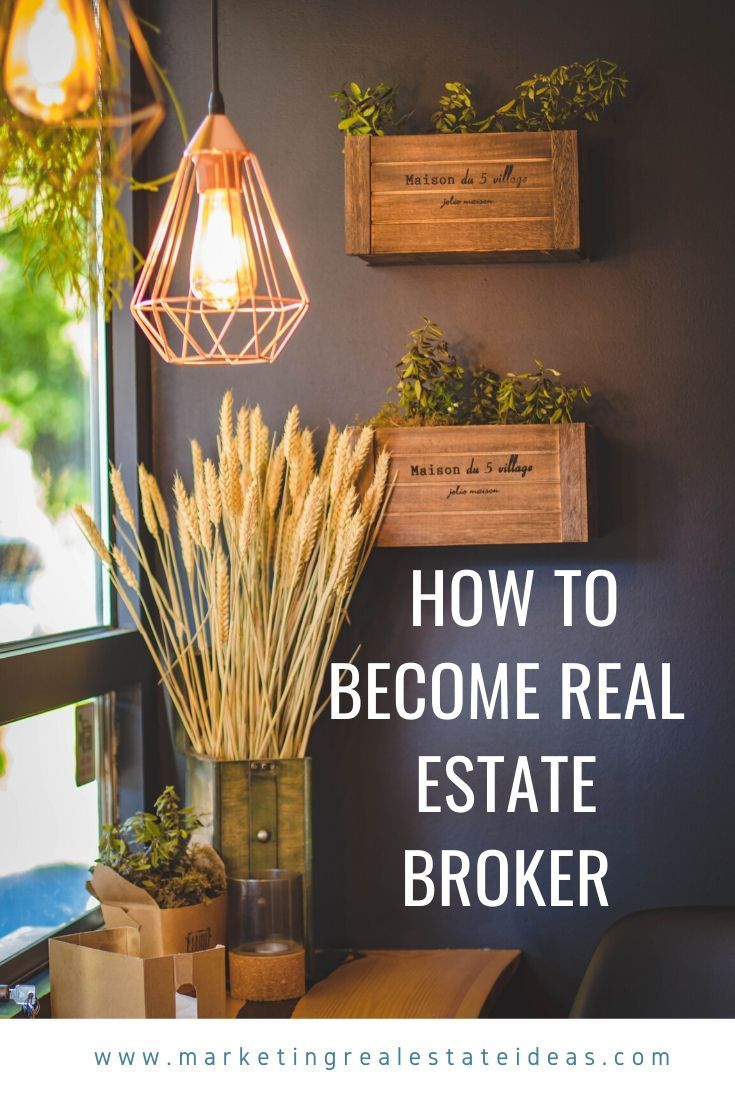 Real estate broker how to in 2020 mobile homes