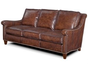 Heavy Duty Leather Provides Easy Maintance