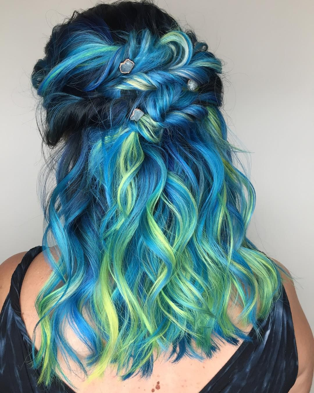 "Las Vegas, NV Hair Colorist on Instagram: ""Starry night"