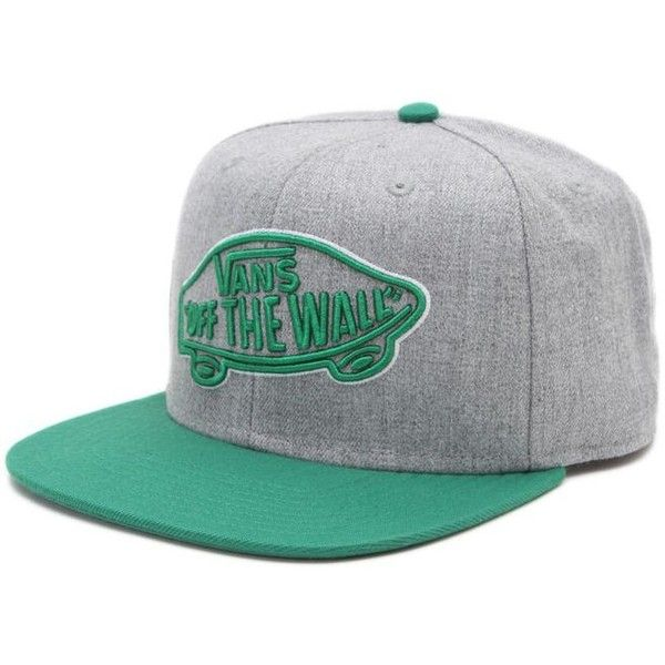 Vans Home Team Snapback Hat ( 11) ❤ liked on Polyvore featuring accessories 54e568c4fc8c