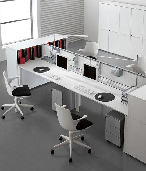 Desking systems Desks Workstations Entity – DV801