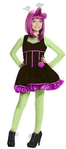 novi stars alie lectric child halloween dancer tv movie theme costume - Ebaycom Halloween Costumes