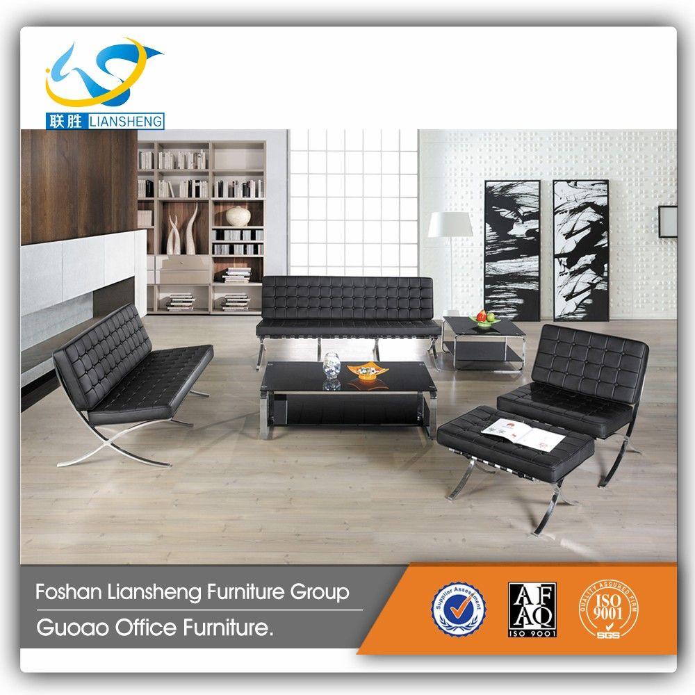 Office Furniture Sofa | Office Sofa | Italian leather sofa ...