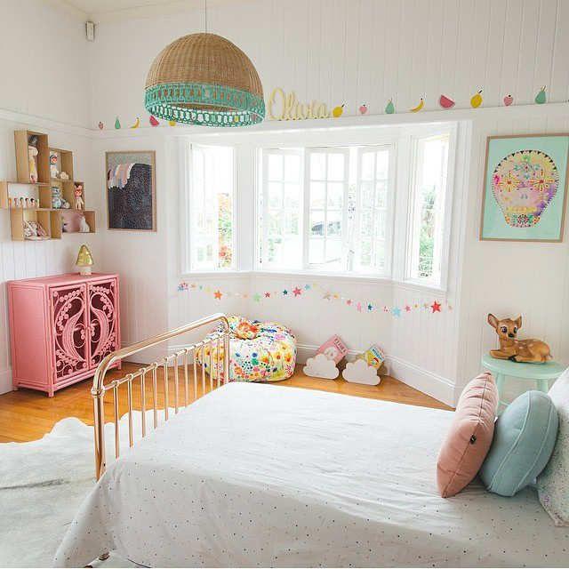 Kids Pastel Room: 10 Pretty Pastel Girls Rooms