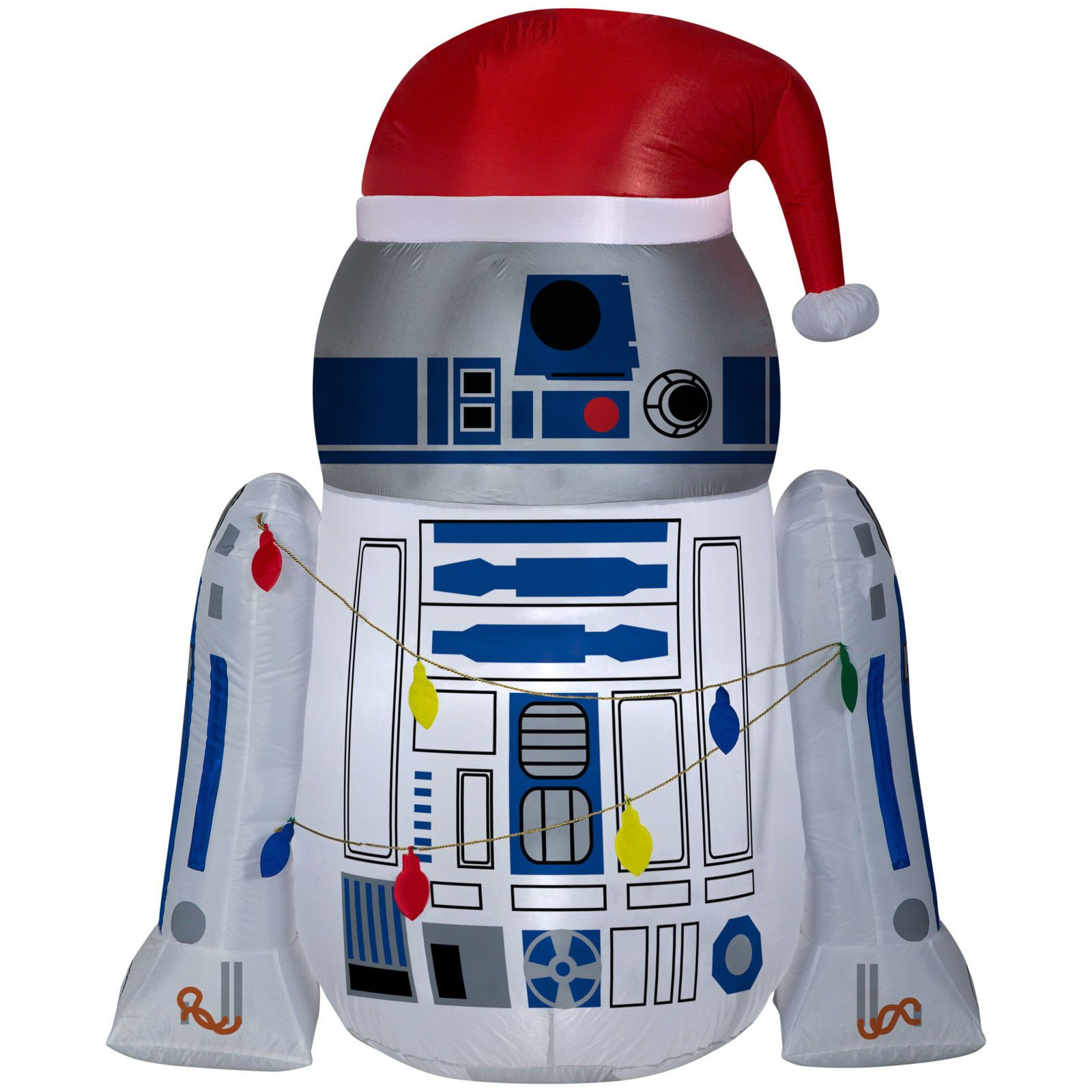 Details about Disney Star Wars R2 D2 Airblown Inflatable Christmas