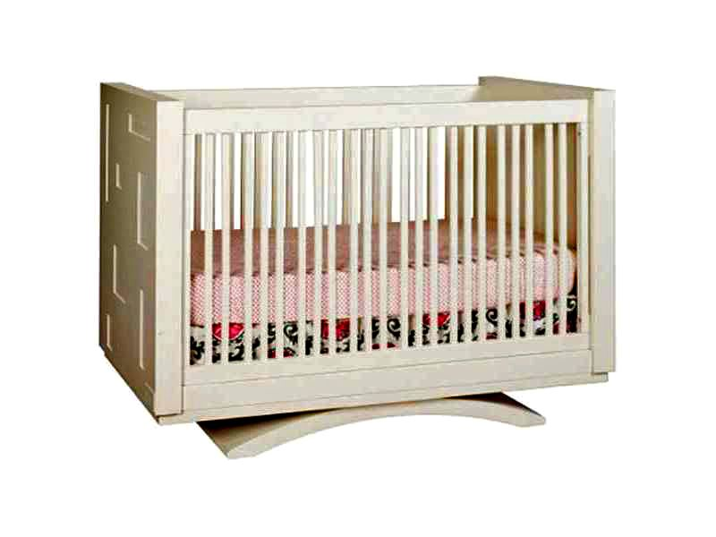 White Special Twin Baby Cribs