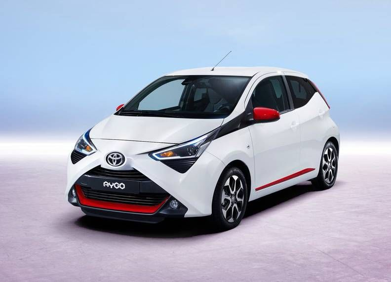 2019 Toyota Aygo Specs Price Release Date Mpg Pictures