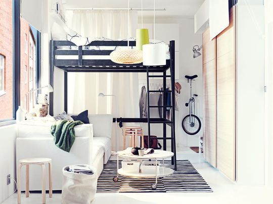Cool Room Simple Elegant - Style Of small apartment bedroom ideas Awesome