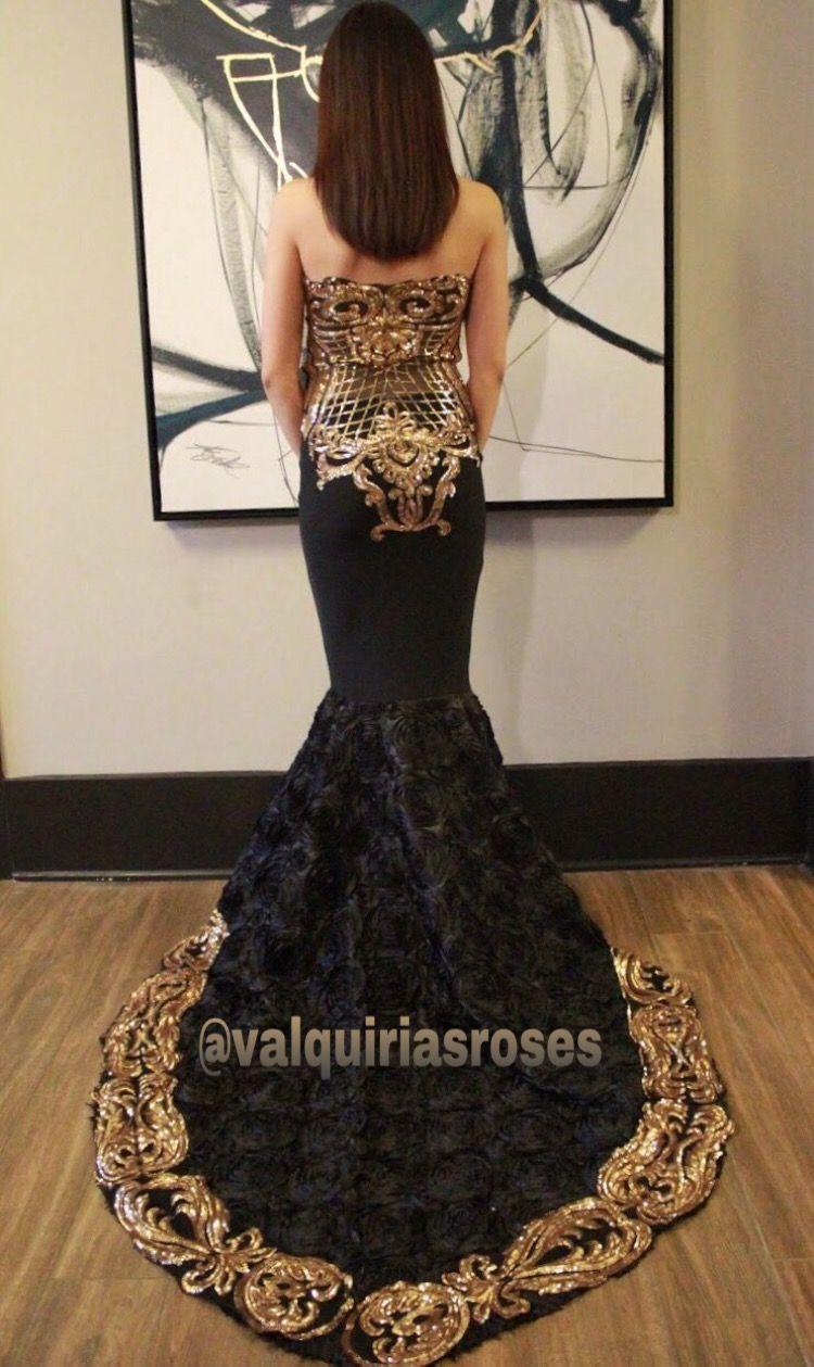 Custom dress designer www.valquiriasroses.com #prom #promdressidea ...